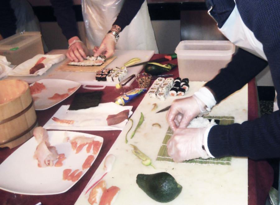 corso sushi organizziamo corsi per imparare a cucinare il